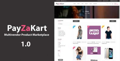 PayzaKart Multivendor Product Marketplace