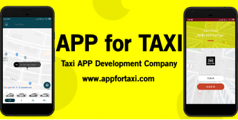 Taxi/Cab Booking APP(Passenger & Driver APP) with Admin Panel