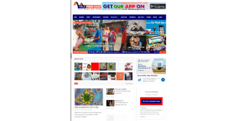 Best magazine or News portal , blog website designer